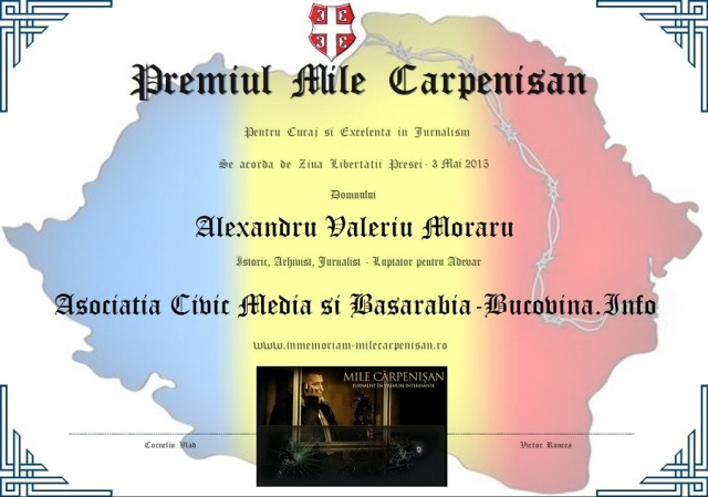 Premiul-Mile-Carpenisan-Civic-Media-2015-Alexandru-Moraru-Basarabia
