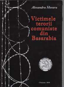 Coperta Victimele terorii comuniste vol I