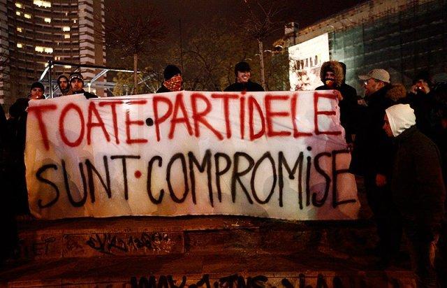 Partidele s-au compromis