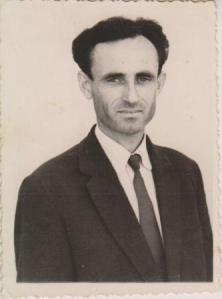 Intemeietorul si directorul Muzelui de istorie din c. Jevreni Criuleni Valeriu Ion Moraru