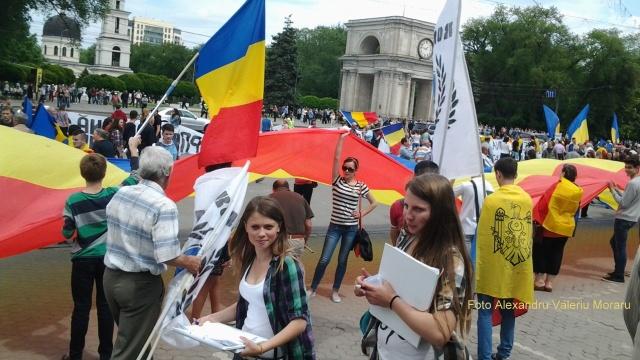 16 mai 2015  Adunarea Nationala Chisinau 4