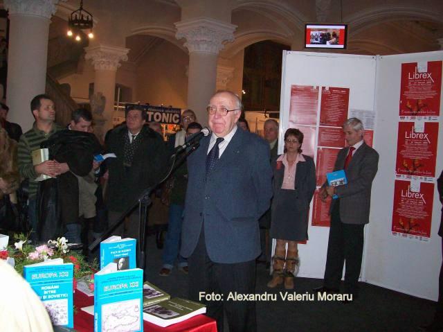 Profesorul Gheorghe Buzatu 2