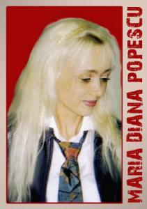 Maria Diana Popescu - poza editorial