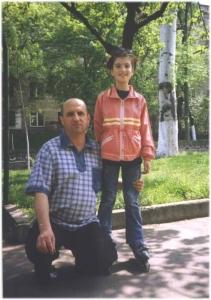 Cu tati la plimbare