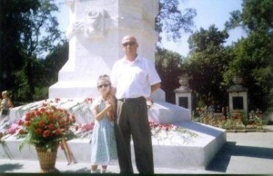 Cu tati la Stefan cel Mare