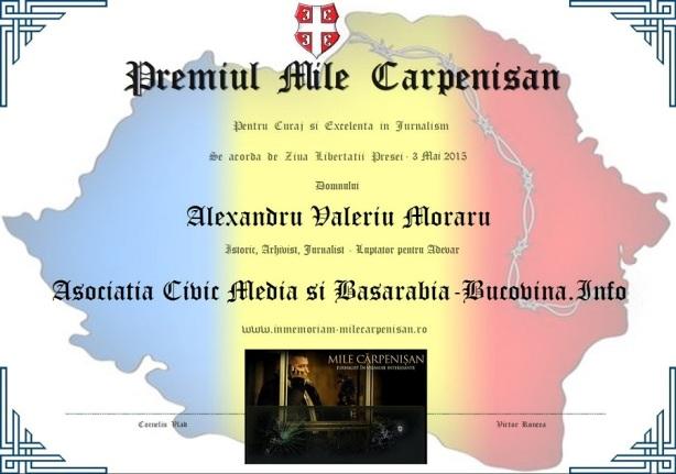 Premiul-Mile-Carpenisan-Civic-Media-2015-Alexandru-Moraru-Basarabia