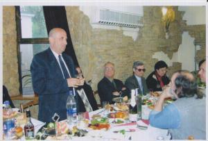 2008. 60 ani de la nasterea lui Gh.Cernea