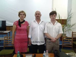colegii mei Sergiu si Mariana